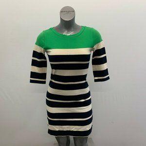 Banana Republic Women's Shirt Dress Size XS Blue W